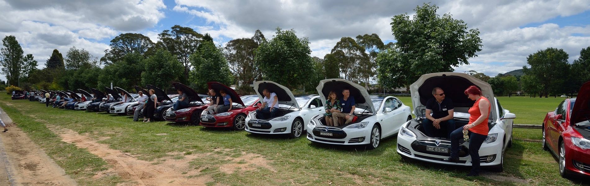 Tesla Owners Club of Australia