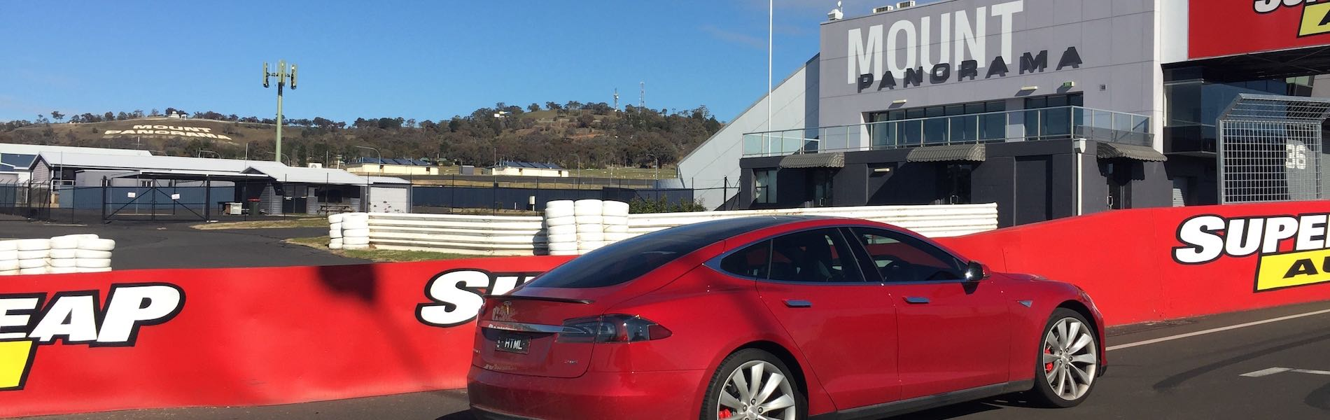 Tesla Owners Club of Australia - Bathurst