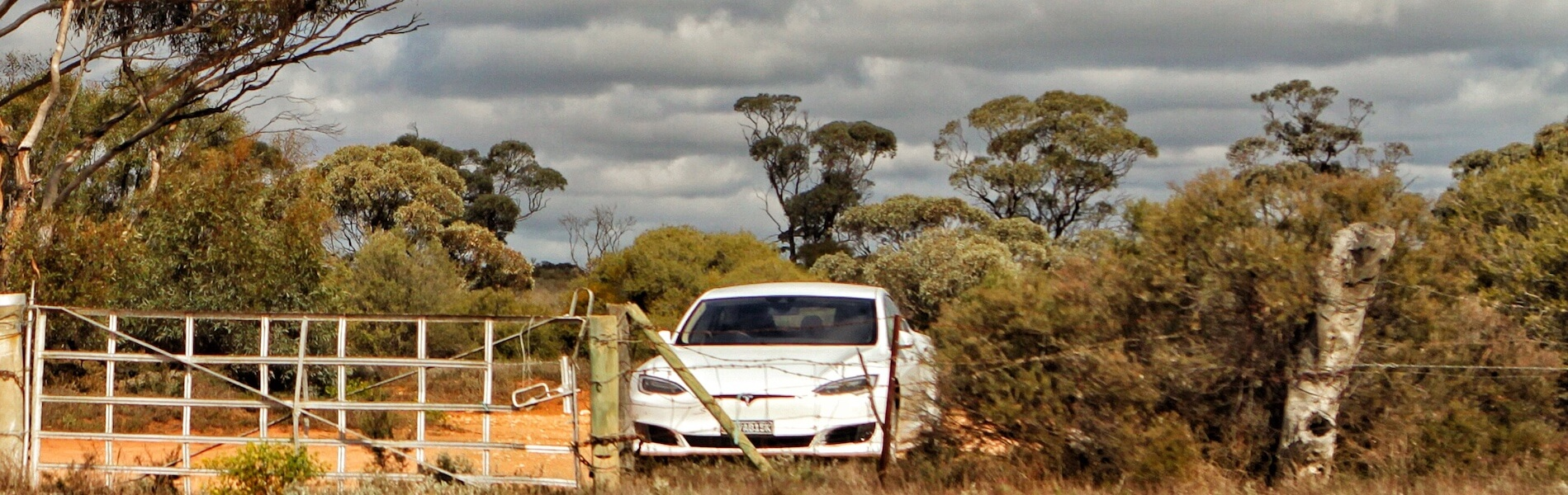 Tesla Owners Club of Australia - Outback