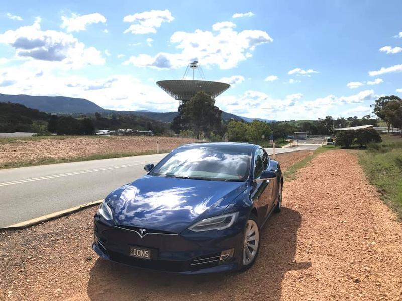 ACT and Region Tesla Power Cruise - POSTPONED